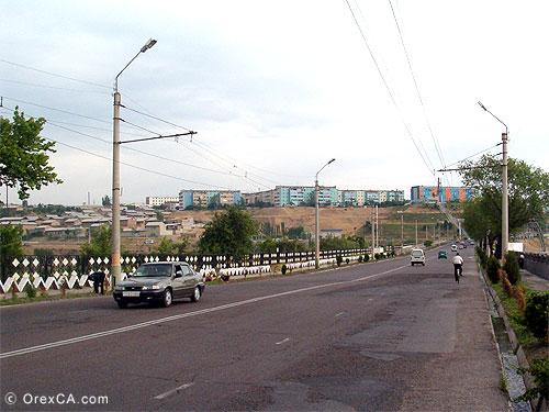Город каракол киргизия гостиницы гостевые дома как