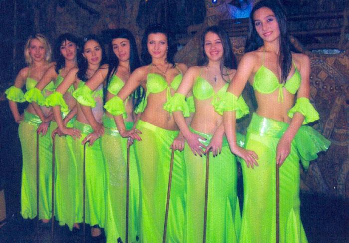 Uzbek escort