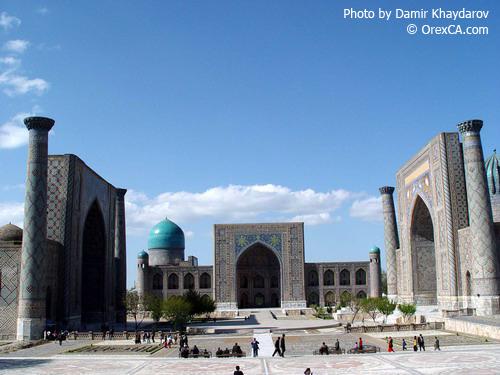 2010 www.samarkand.me. Самарканд - это второй по величине город