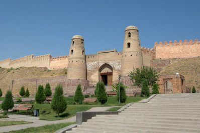 Ancient Treasures of Tajikistan Tour