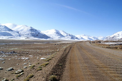 Pamir Highway Road M41 (5 days)