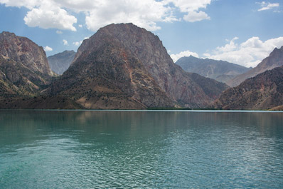 Mountains and Lakes of Tajikistan Tour