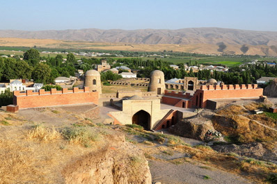 Silk Road Sites in Tajikistan Tour