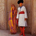 National costumes of Khiva
