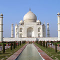Taj Mahal - the symbol of Love