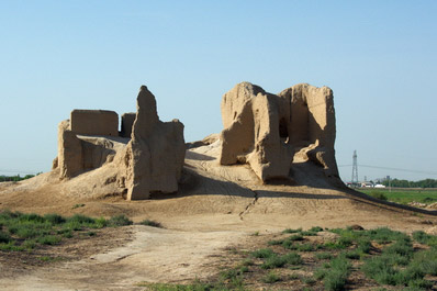 Silk Road in Turkmenistan Tour