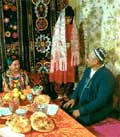 Pictures of Uzbek Home