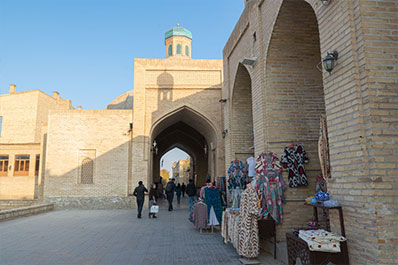 Two-Day Bukhara City Tour