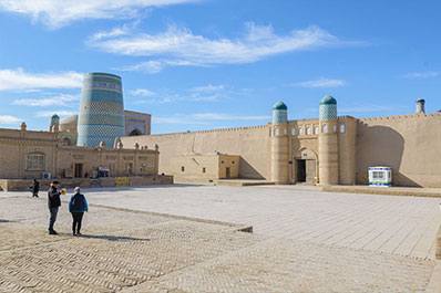 Two-Day Khiva City Tour