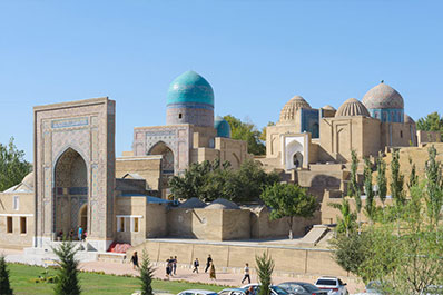 Two-Day Samarkand City Tour