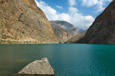 Penjikent and Seven Lakes Tour (from Samarkand)
