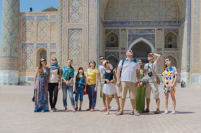 Day Tour to Samarkand (from Tashkent)