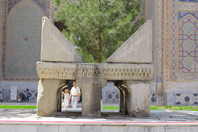 One-Day Samarkand City Tour