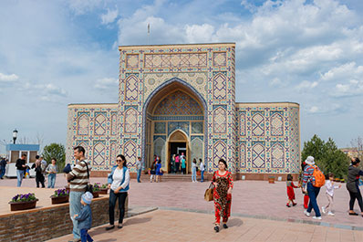 Silk Road Caravan in Uzbekistan Tour