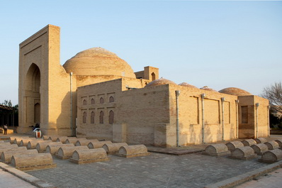 Complex of Al-Hakim at-Termezi