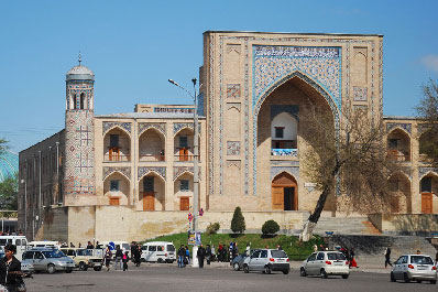 Uzbekistan Small Group Tour 2021-2022