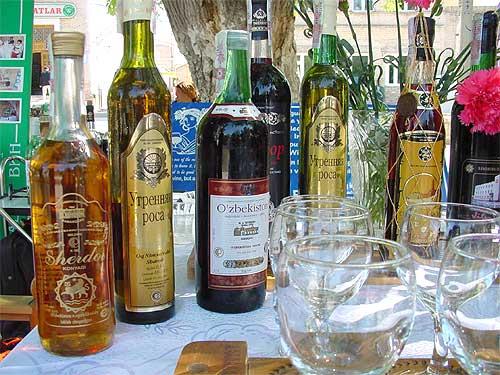 Wine Tasting In Uzbekistan Taste Famous Uzbek Wines