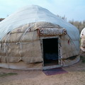 Photo from Aydar Yurt Camp